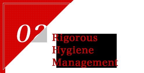 Rigorous Hygiene
