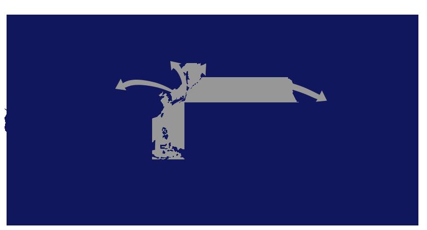 Locations around the world